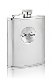 Brother Hip Flask